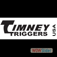 Timney logo with USA